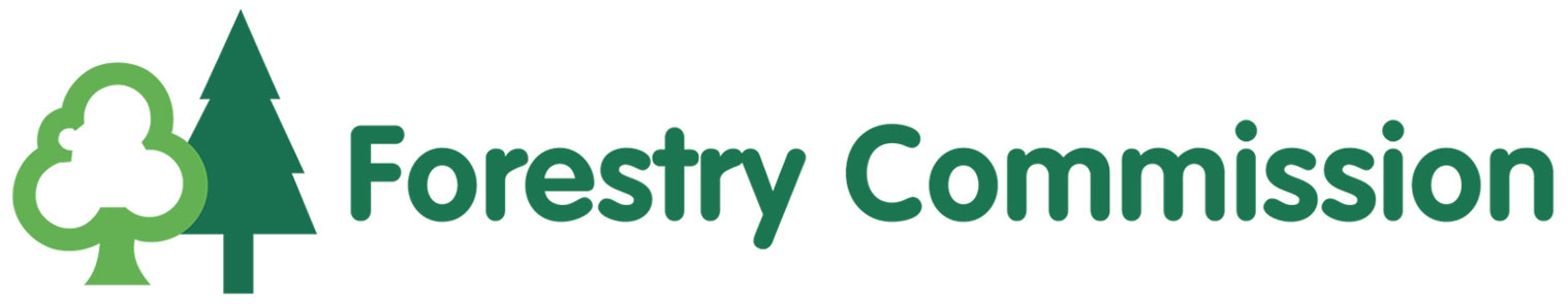 logo Forestry Commission
